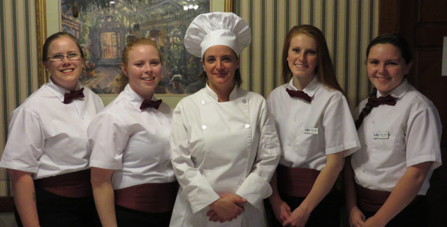 Dining Room Staff