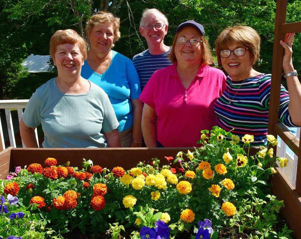 Foxborough Garden Club