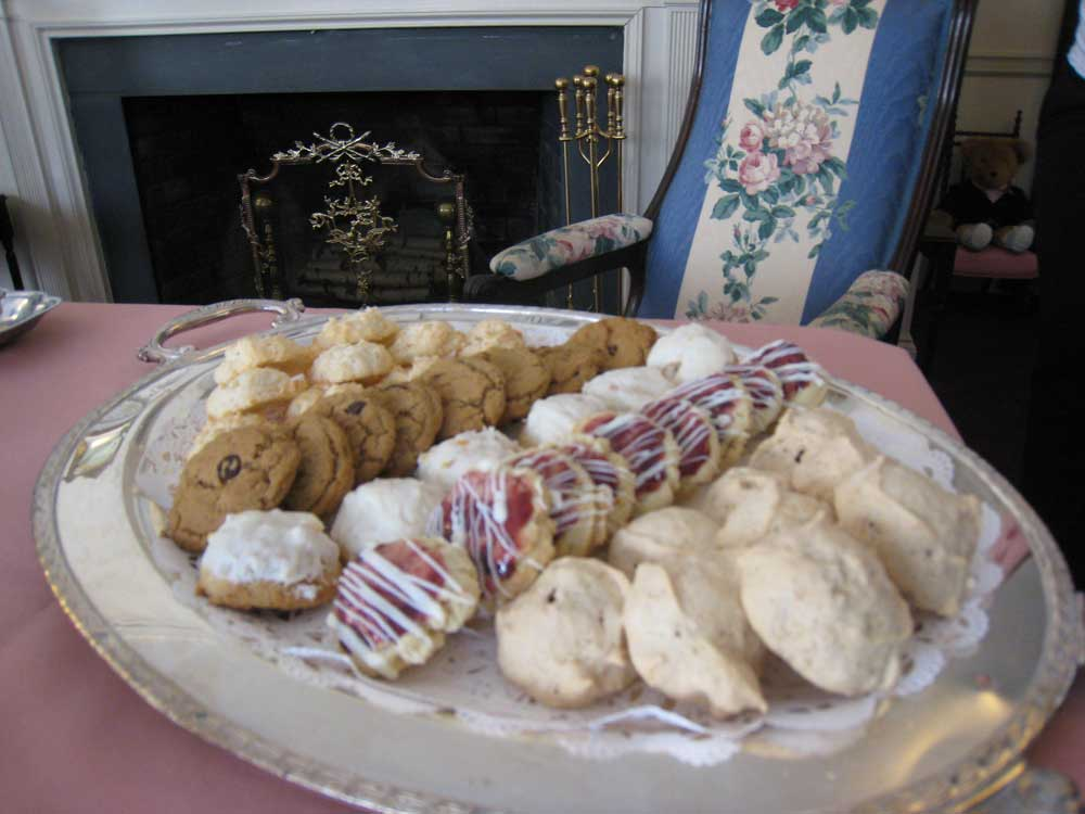 Our Famous Doolittle Homemade Cookies