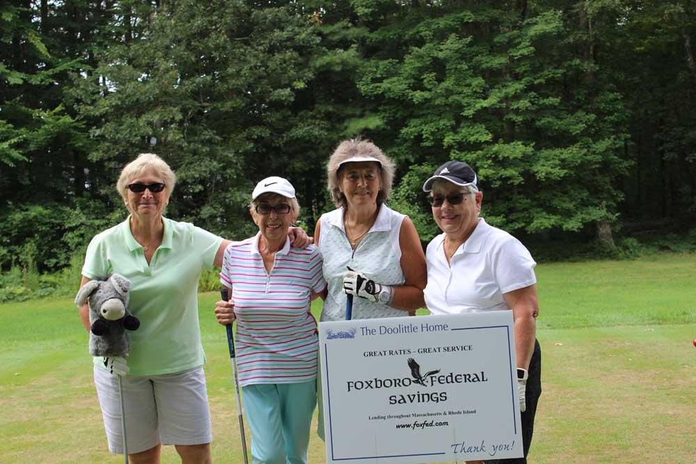 Annual Golf Tournament. We appreciate our Sponsors.