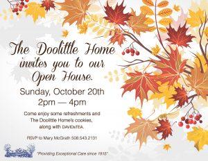 Doolittle Open House